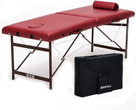 Lettino Da Massaggio Portatile Leggero.Lettino Da Massaggio Portatile Pieghevole Con Struttura In