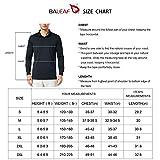 BALEAF Men's UPF 50+ Performance Quick Dry Golf