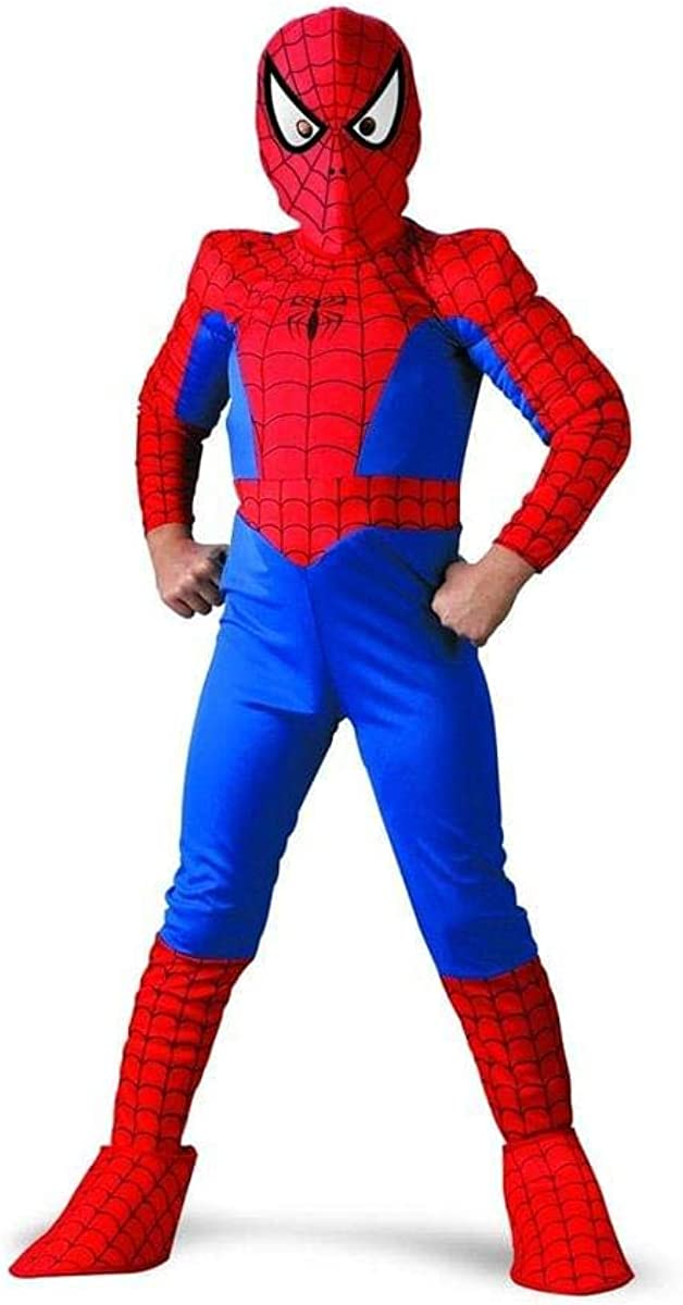 Spider-Man Comic Child Costume
