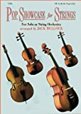 Pop Showcase for Strings (for Solo or String Orchestra), Bullock, Jack, 0757981488