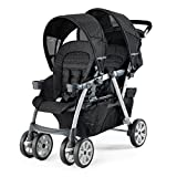 Cheap Chicco Cortina Together Double Stroller, Ombra