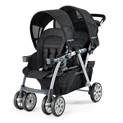 Chicco Cortina Together Double Stroller, Ombra by Chicco