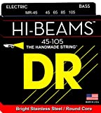 Best Bass Strings - DR Strings Hi-Beam - Stainless Steel Round Core Review
