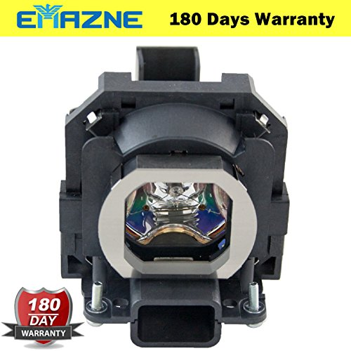 Emazne ET-LAB30 Projector Replacement Compatible Lamp With Housing For Panasonic PT-LAB60 Panasonic PT-LAB60E Panasonic PT-LB30 Panasonic PT-LB30E Panasonic PT-LB30NT Panasonic (Et Lab30 Replacement Lamp)