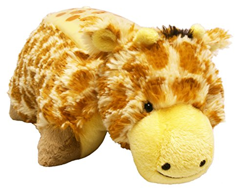 Pillow Pets Dream Lites Stuffed Animals - Jolly Giraffe 11""