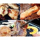 秀撰焼肉セット(3品入り800g) 骨付き牛カルビ/霜降りトントロ/佐賀県産ありた鶏の切り身 (ギフト 贈り物にも)