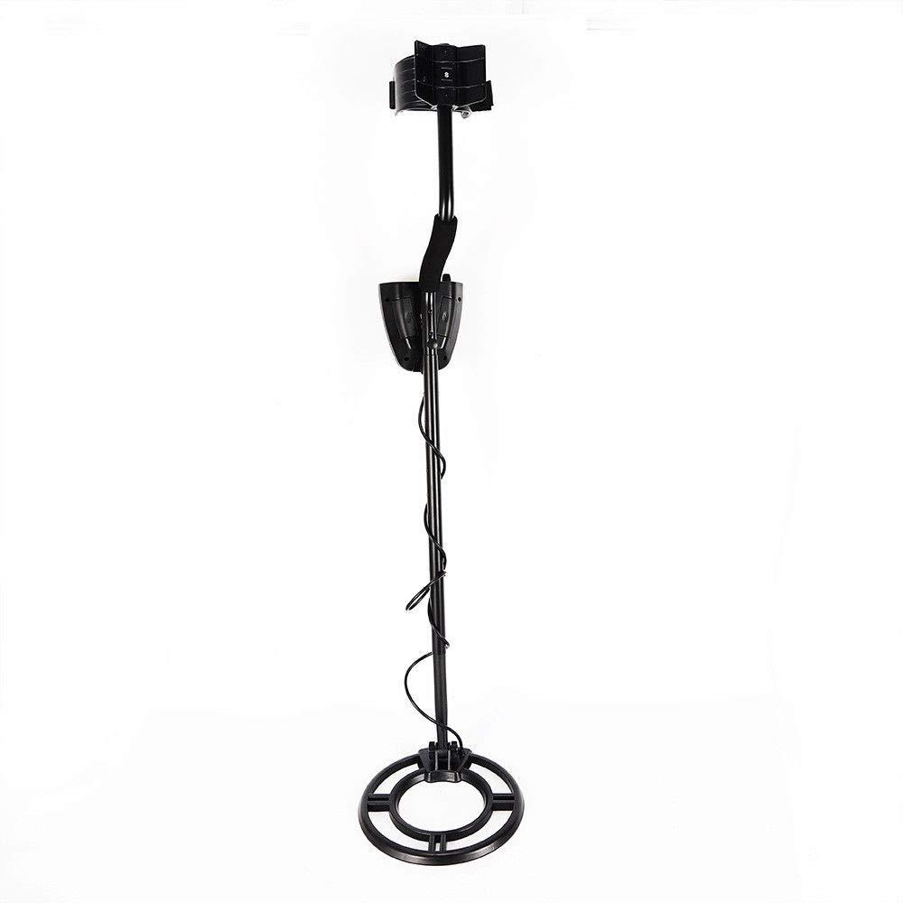 Pantalla LCD eléctrica Detector de Metales de Peso Ligero Buscador de Metales Treasures Seeking Tool: Amazon.es: Jardín