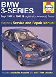 BMW 3-Series Petrol Service and Repair Manual: Sept 1998 to 2003: S Registration Onwards: Petrol: HA4067 (Haynes Service and Repair Manuals)