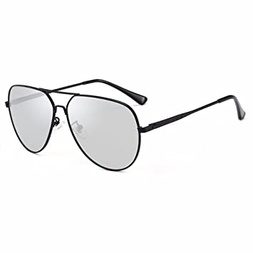 TYJshop Gafas De Sol Hombres Sra. Conducir Conducir Día/Noche Gafas Polarizadas,Tabletas