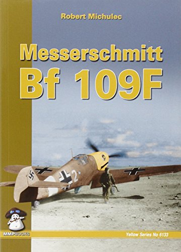 Messerschmit Bf 109 F (Yellow Series) Robert Michulec