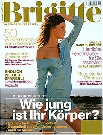 Brigitte Amazon Com Magazines