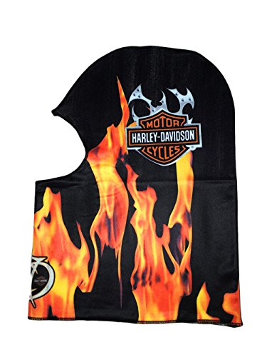 Harley Davidson Men cycling Face Mask Balaclava Outdoor Sports (How To Make A Rorschach Mask)