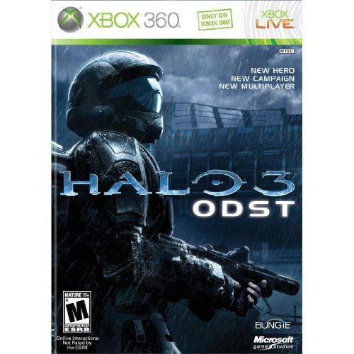 Halo 3: ODST / Forza Motorsports 3 (Combo Pack)