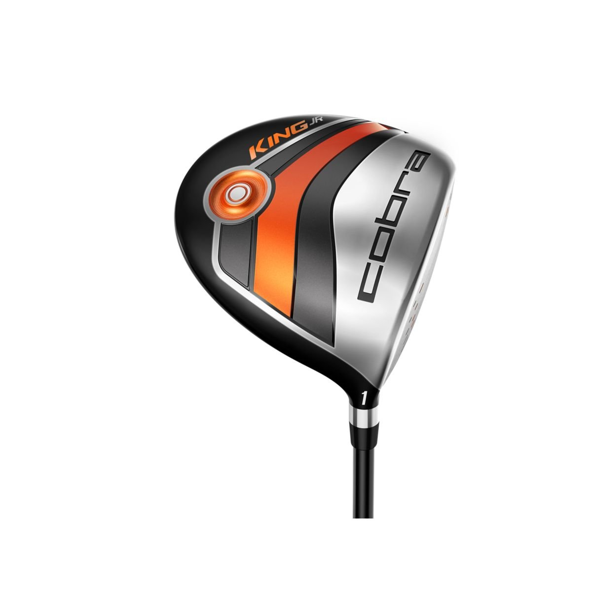 2017 Cobra King Junior Set Junior, Graphite, Junior Flex, Driver-Fairway-Hybrid-6-PW, SW-Putter-Bag