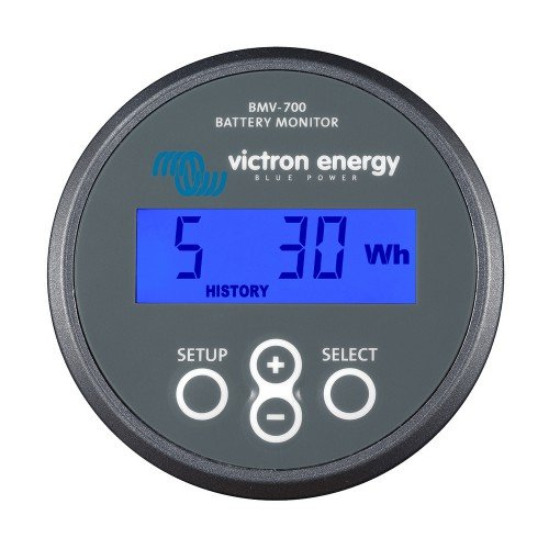 Victron Energy Battery Monitor BMV 700  9  –   90  V DC Pack of 1, BAM010  700000 BAM010 700000 BAM010700000