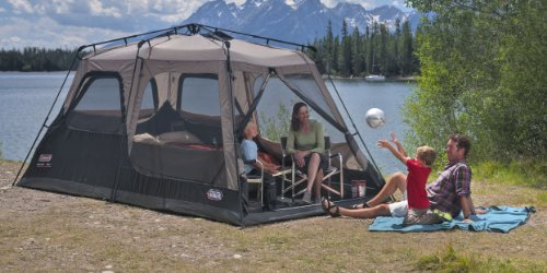 & COLEMAN INSTANT TENT 8: Amazon.co.uk: Sports u0026 Outdoors