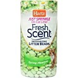 Hartz Fresh Scent Deodorizing Litter Beads - Spring Meadow