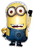 DESPICABLE ME MINION 25'' ANTI-GRAVITY FLOATING TOY - Amazing STRING-LESS HOVERING ZERO-G Balloon, Flying Movie Character Birthday Party Favor