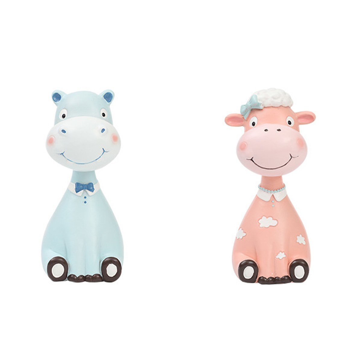 Gift for Christmas or Birthday to Your Loved Ones Adorable Animals Zoo Eyeglass Spectacle in 2 pcs/Eyewear Holder by NaNa (Image #1)