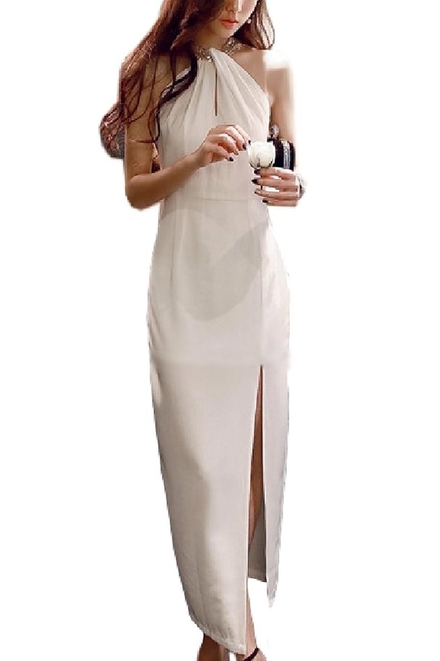 成り立つ薄汚い柱Dresstell(ドレステル) 結婚式ドレス パーティー ワンピース レース 半袖 ひざ丈 二次会 お呼ばれ 発表会 レディース