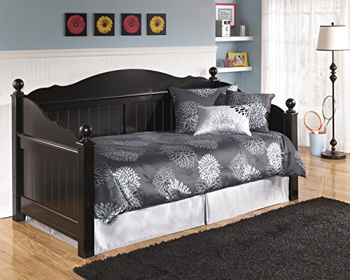 Signature Design by Ashley B150-80 Jaidyn Collection Day Bed, Black
