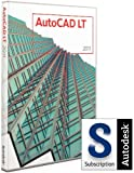 AutoCAD LT 2011 with Subscription [OLD VERSION]