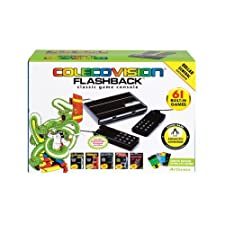 Colecovision Flashback Classic Game Console with 61 Built in Games by Coleco Holdings LLC