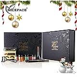 Christmas Gift for women?Big Promotion!ZYooh Pro Set Makeup Eyeshadow Powder Eyeliner Mascara Combination (A)