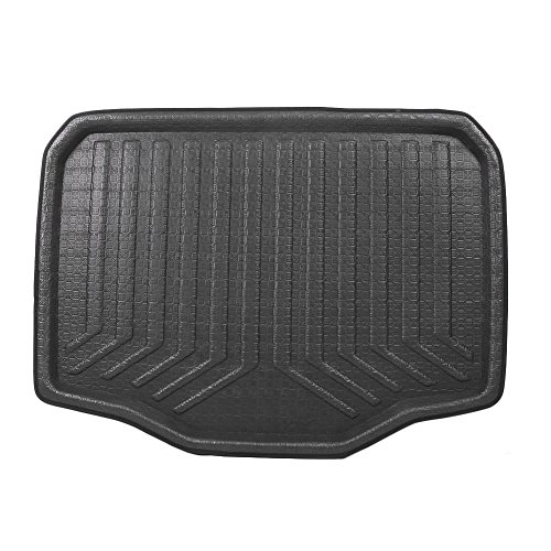 GZYF Rear Trunk Cargo Liner Floor Mat for Buick Encore 2013-2018 & Opel/Vauxhall Mokka/Mokka X 2013-2018, Black
