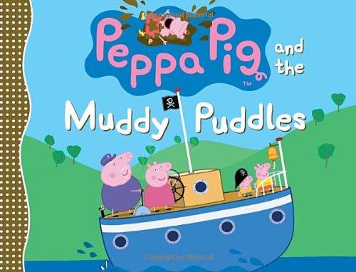 Peppa Pig and the Muddy - Muddy Pig