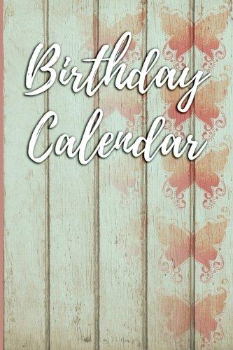 Download Birthday Calendar: Blank Perpetual Calendar PDF