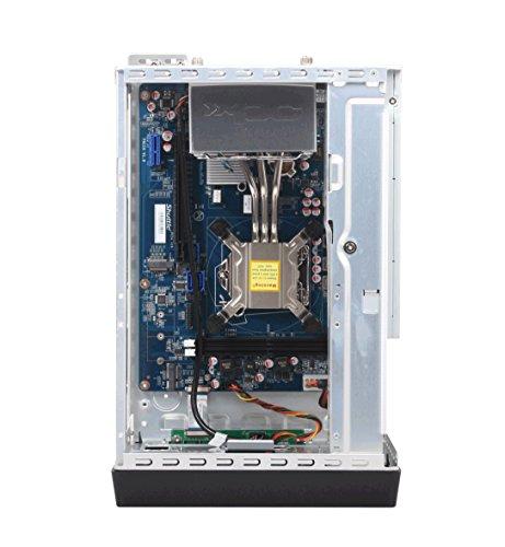 Shuttle XPC Cube SH110R4, Intel Skylake H110 Chipset LGA1151 i3/i5/i7/Pentium, Support 4K HD Video, ICE 2 Cooling Heatpipe by Shuttle (Image #6)