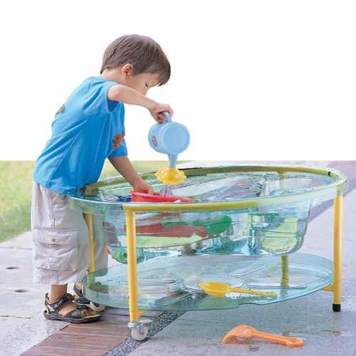 Transparent Sand & Water Table