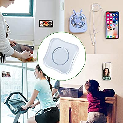 Nano Double Sided Tape, Removable Clear Gel Grip Tape, Reusable Traceless Transparent Sticky Adhesive Tape, Non-Slip Mounting Tape for Carpets, Photos/Posters, Home and Office Use (2Pack 4M/13.12FT): Electronics