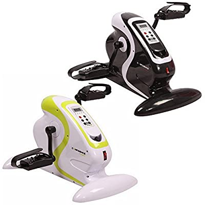 Confidence Fitness Motorized Electric Mini Exercise Bike/Pedal Exerciser by Confidence