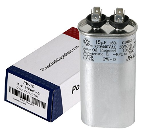 The 9 best 15uf capacitor | Huuo Product Reviews