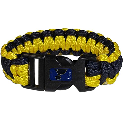 NHL St. Louis Blues Survivor Bracelet