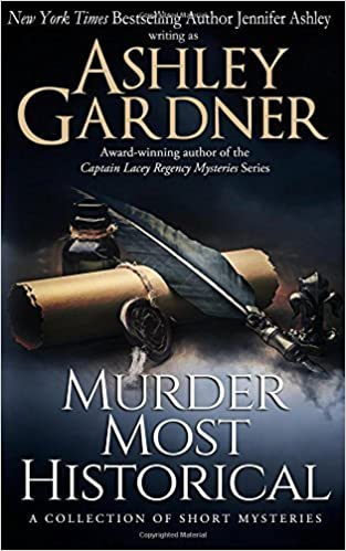 Book Murder Most Historical: A Collection of Short Mysteries by Ashley Gardner (2015-05-25)