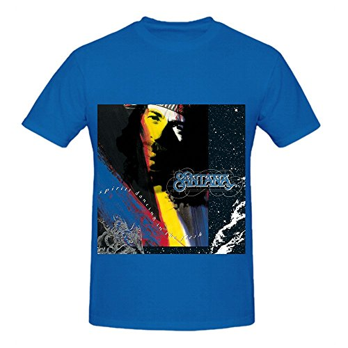 santana-spirits-dancing-in-the-flesh-men-o-neck-slim-fit-tee-shirts-blue