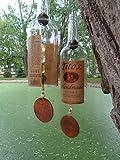 Tito's Vodka Wind Chime - Bottle Wind Chime- Tito's Vodka Gift - Tito's Vodka Decor - Outdoor Decor - Bar Decor