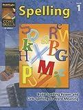 Core Skills - Spelling, Grade 1, STECK-VAUGHN, 1419039032