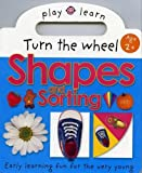 img - for Turn the Wheel-Shapes and Sorting by Play and Learn (2004-09-17) book / textbook / text book