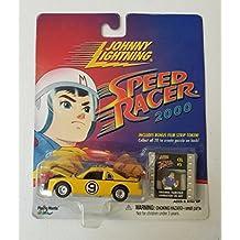 Speed Racer Johnny Lightning 2000 with Bonus Film Strip Token
