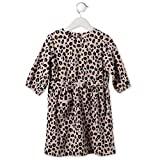 Stella McCartney Kids Girl Peony Skippy Leopard Print Star Dress (5 Years)
