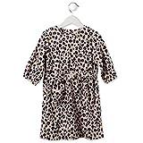 Stella McCartney Kids Girl Peony Skippy Leopard Print Star Dress (5 Years)