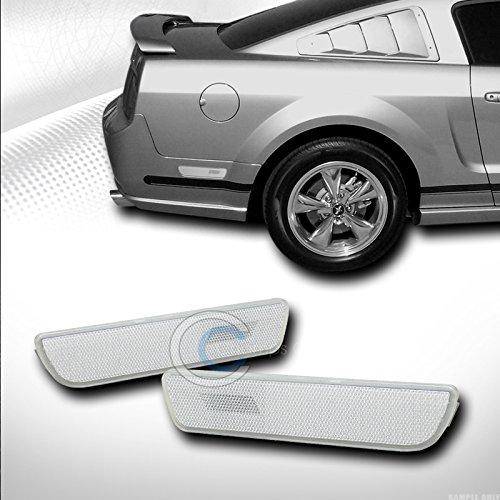 2006 ford mustang rear bumper - 7