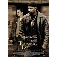 """Training Day Movie Poster #01 24""""x36"""""""