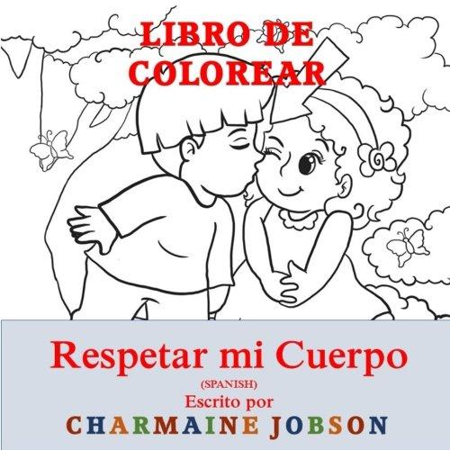 Respetar Mi Cuerpo Libro De Colorear Amazones Charmaine Jobson