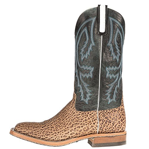 Nrs Anderson Bønne Menns Terra Vintage Elefant Cowboy Boots Brun