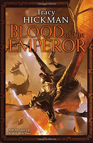 book cover of Blood of the Emperor